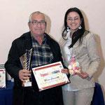 Lucia e Mario Cianciotti (Foto di F. Paolo Occhinegro)