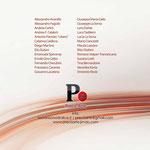 Retro Copertina Catalogo ufficiale del Premio Arte Poseidone