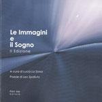 """Copertina Catalogo """"Le Immagini e il Sogno"""""""