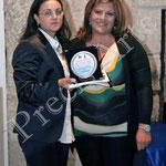Lucia La Sorsa e Tiziana Sciacovelli (Foto di F. Paolo Occhinegro)