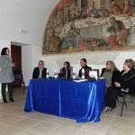 Momenti dell'inaugurazione (Foto Gaudis)
