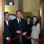 """Inaugurazione """"Frammenti di Arcobaleno"""" (Foto di F. Paolo Occhinegro)"""