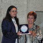 Lucia La Sorsa e Dora Battista