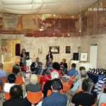 Intervento dell'Assessore alla cultura Prof.ssa Maria Pia Ettorre