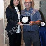Lucia La Sorsa e Mario Cianciotti (Foto di F. Paolo Occhinegro)