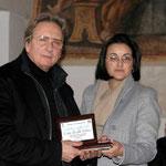 Giacomo De Troia e Lucia La Sorsa (Foto di F. Paolo Occhinegro)