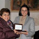 Dora Battista e Lucia La Sorsa (Foto di F. Paolo Occhinegro)