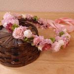花冠の写真