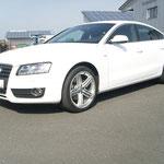 Audi A5 nach der Aufbereitung