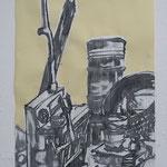 japanese ink 31 (+acryl)