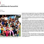 2015 Juillet: ALSH