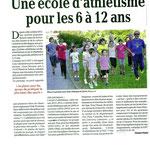2013.09 rentrée de l'Eveil athlétique