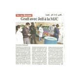 2014.05 Graff à la MJC