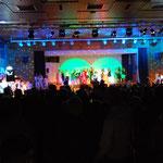Beleuchtung für ein Abba Musical