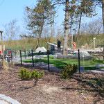 Minigolfplatz am Kreisel in Cuxhaven Duhnen