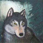 """""""Der Wolf"""" fertiggestellt im Juli 2012"""