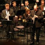 Benny Goodman-Arrangements mit Wolfgang Meyer und der Bigband des LBO B-Wü