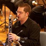 Bassklarinette im symphonischen Blasorchester