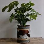 Art-nr 2152 Zink Plant Bak KL H 26 cm / Ø 22 cm € 24,95