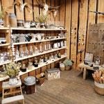 """Items van Atelier """"Kei & Fun"""" in de winkel van K&H Decoraties dorpsplein 3 in Geffen open vr tm zo"""