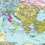 Turska osvajanja od 1355., do 1526. godine