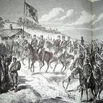 Austro-Ugarska vojska dolazi u Bosnu, V Kratzler 1878.