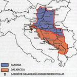 Rimska provincije Dalmacija i Panonija