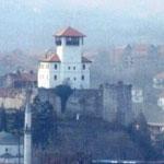 Gradačac, sjedište begova Gradaščević