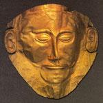 Zlatna maska Dinarca iz Mikene