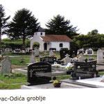 Kapelica obitelji Odić, ponovno podignuta poslije Domovinskoga rata