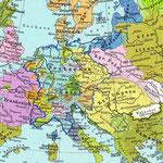 Europa 1402. godine