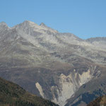 Oberes Drun Tobel vom Val Nalps aus gesehen, Drun Tobel, Sedrun, GR