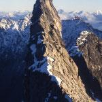 Aussicht vom Fundgebiet, Val Surplattas, Disentis, GR