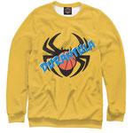 кофта, свитшот, свитер баскетбольный NBA команды Голден Стэйт Уорриорз