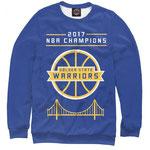 Свитшот NBA Голден Стэйт Уорриорз  номер 58