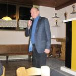 Grußworte des 1. Bürgermeisters Herrn Wolfgang Schenk