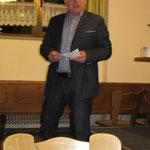 Grußworte von Herrn Franz Bohmann, Spielleiter beim Bayer. Fußball-Verband e.V.