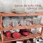 メイドジャパンの昭和レトロガラスな食器&漆器