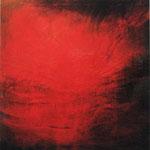 2002 Ohne Titel Acryl auf Leinwand 100x100 cm