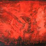 2008 Ohne Titel Acryl auf Leinwand 80x120 cm