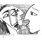 2006 Ohne Titel Brushpen 29,5x42 cm