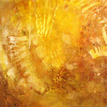 2006 Ohne Titel Acryl auf Leinwand 80x100 cm