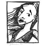 2006 Ohne Titel Brushpen 42x30 cm