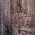2006 Ohne Titel Acryl-Strukturpaste auf Leinwand 100x80 cm