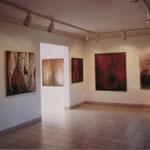 2001: KLEINE GALERIE ZOSSEN, AUSSTELLUNG MALERIEI