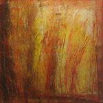 2006 Ohne Titel Acryl auf Leinwand 80x80 cm