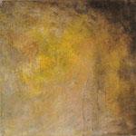 2005 Gold Acryl auf Leinwand 80x80 cm