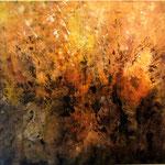2008 Herbst Acryl auf Leinwand 120x140 cm