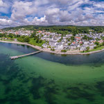 Sassnitz - traumhafte Lage zwischen Ostsee und Nationalpark