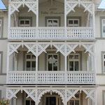 Villa Fernsicht - Westseite